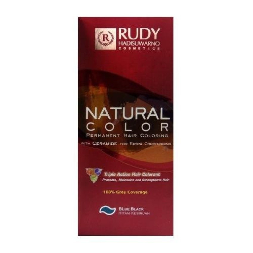Rudy Hadisuwarno Hair Color