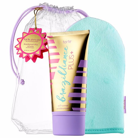 Tarte Brazilliance™ PLUS+ Self-Tanner + Mitt
