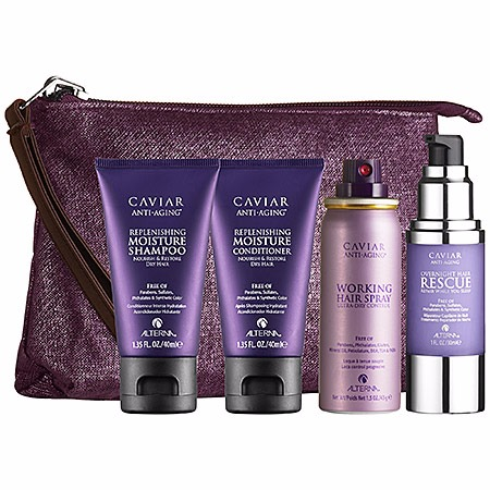 ALTERNA Haircare Caviar Transformation Kit
