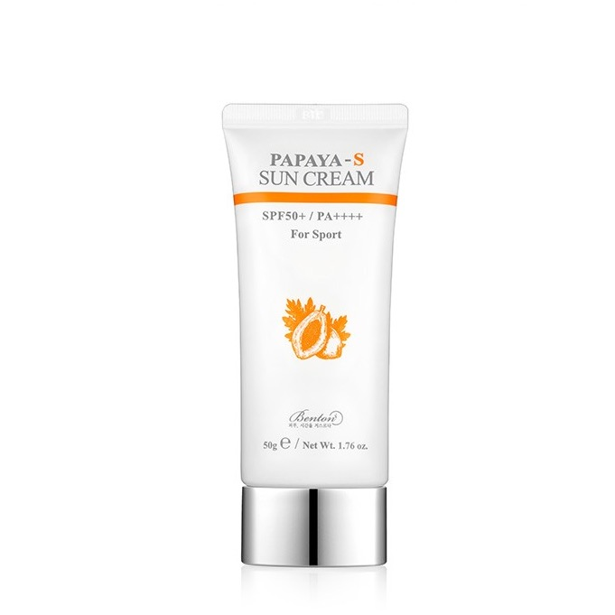 Benton Papaya-S Sun Protection SPF50 + / PA ++++ 50