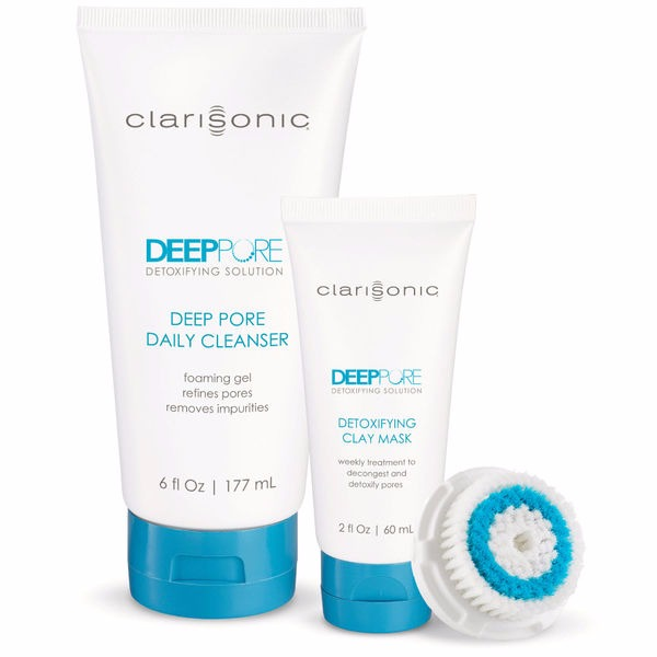 Clarisonic Deep Pore Detoxifying Replenishment Kit