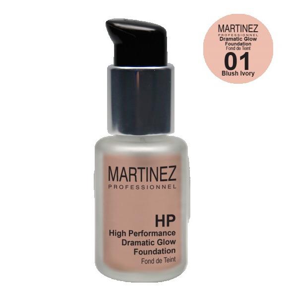 Martinez Dramatic Glow Foundation