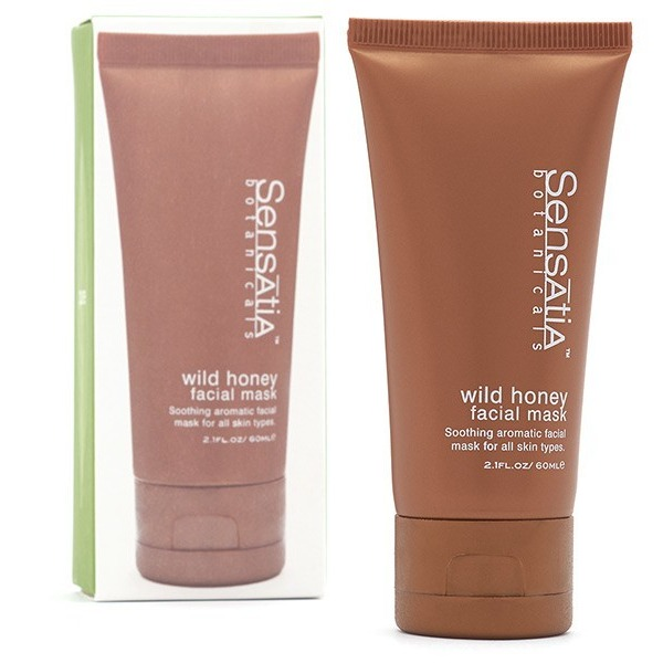 Sensatia Botanicals Wild Honey Facial Mask