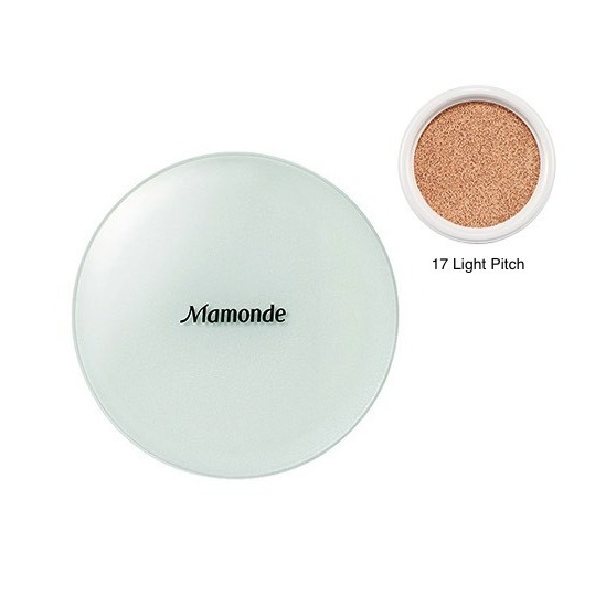 Mamonde Brightening Cover Powder Cushion SPF 50 + / PA +++