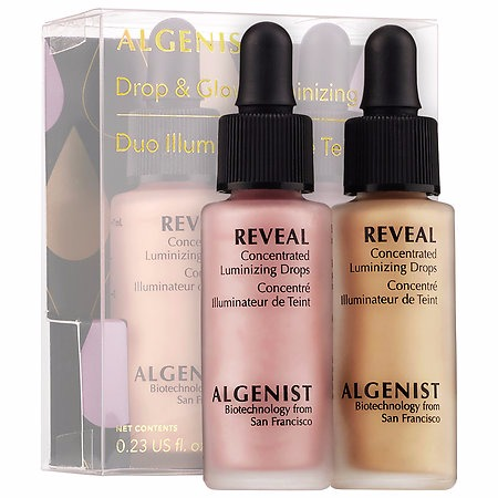 Algenist Drop & Glow Luminizing Duo