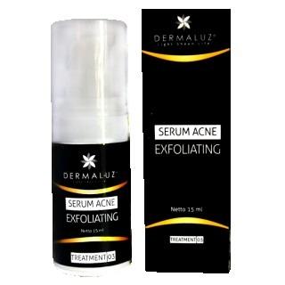 Dermaluz Serum Acne Exfoliating