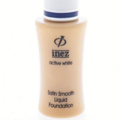 Inez Satin Smooth Liquid Foundation