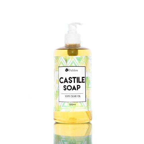 Pulchra Castile Soap