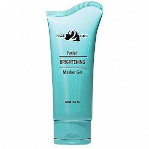 Face2Face Facial Brightening Peeling Cream