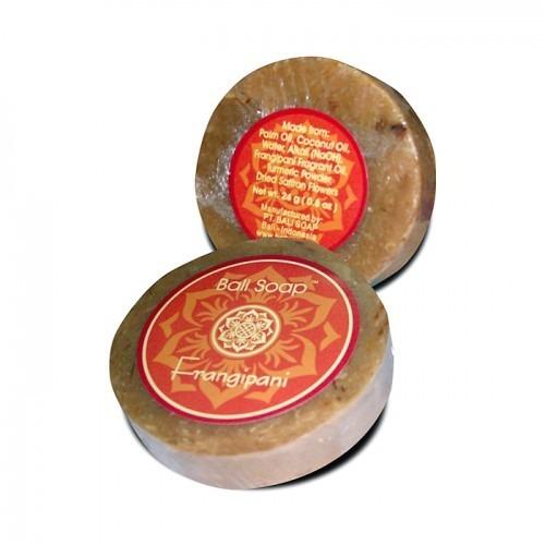 Bali Soap Round Soap Bars