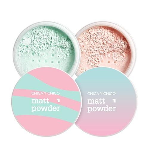 Chica Y Chico Matt Powder (2 Colors)