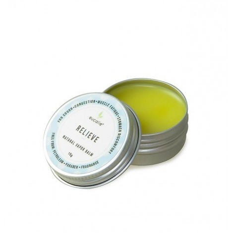 Eucalie Relieve Vapor Balm