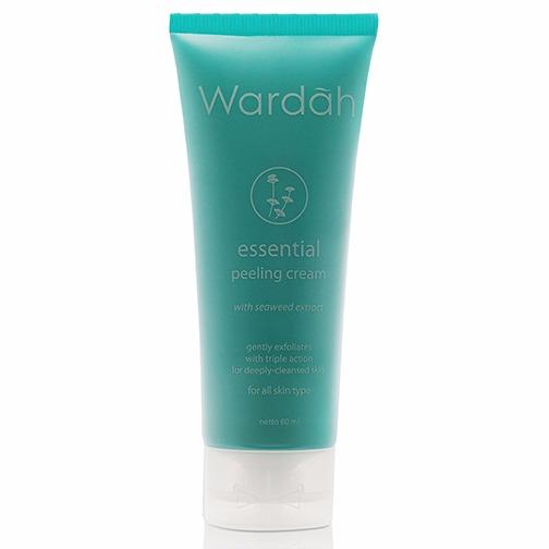 Wardah Essential Peeling Cream