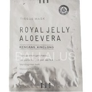Bali Alus Masker Tissue Royal Jelly Aloevera
