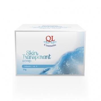 QL Cosmetics Transparant Soap