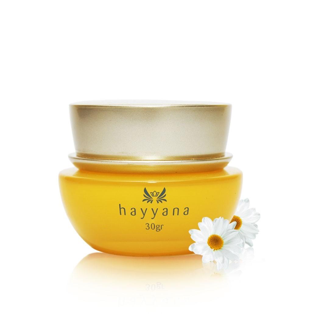 Hayyana  Royal Golden Cocoon Brightening Cream