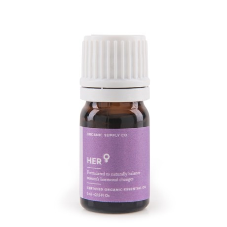 Organic Supply Co Her Essential Oil