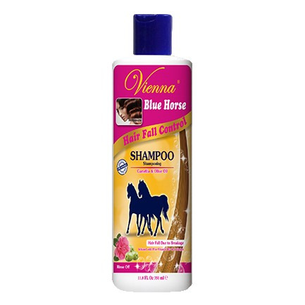 Vienna Blue Horse Hair Fall Control Shampoo