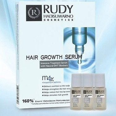 Rudy Hadisuwarno Hair Growth Hair Serum