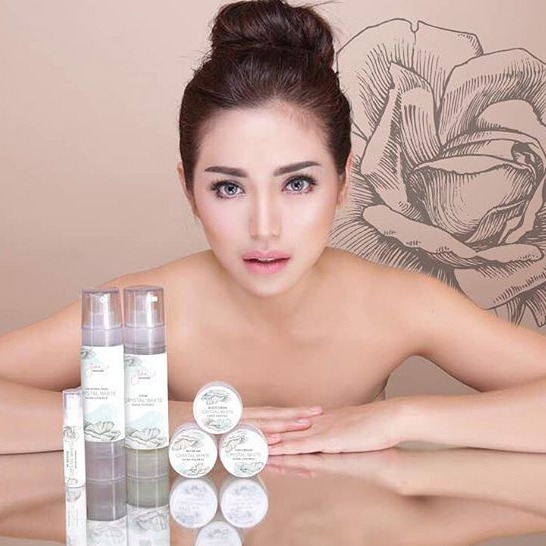 Jedar Cosmetic Whitening Crystal  Whitening Series