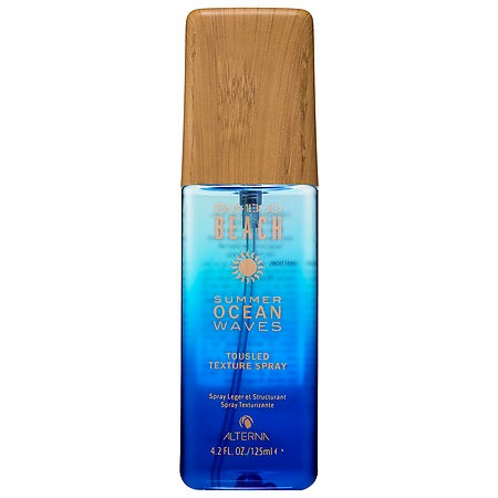 ALTERNA Haircare Bamboo Beach Summer Ocean Waves Tousled Texture Spray