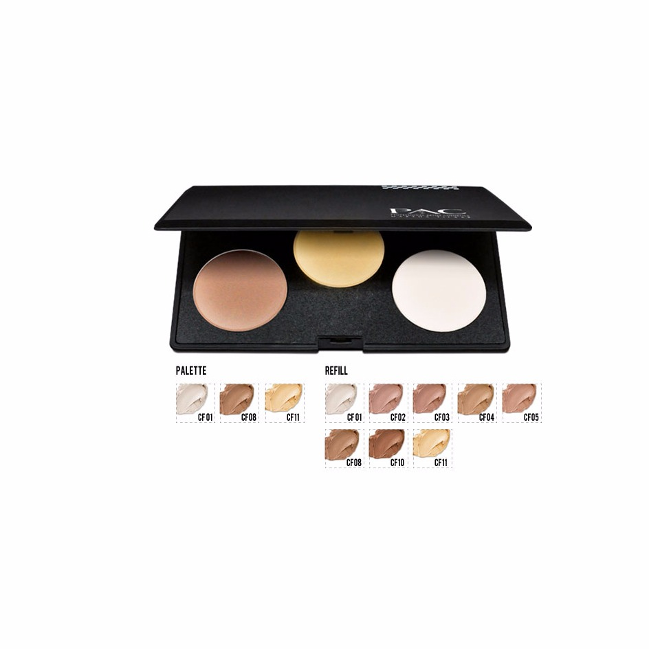 PAC Creamy Foundation