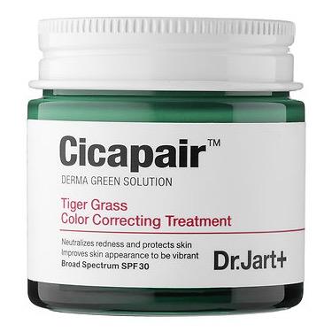 Dr Jart Cicapair™ Tiger Grass Color Correcting Treatment SPF 30