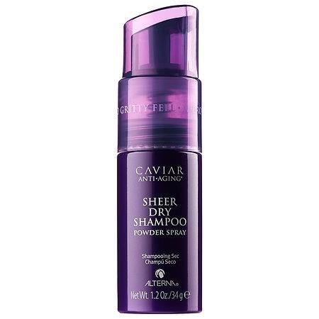 ALTERNA Haircare Caviar Anti-Aging Sheer Dry Shampoo Powder Spray