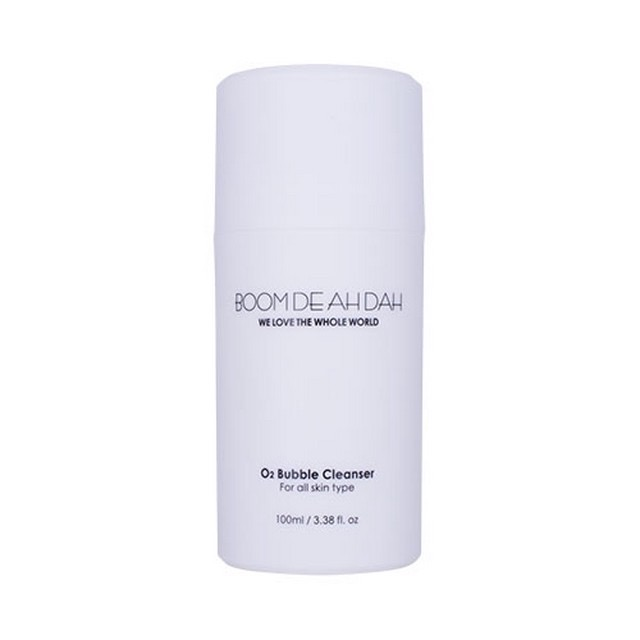 BOOM DE AH DAH O2 Bubble Cleanser