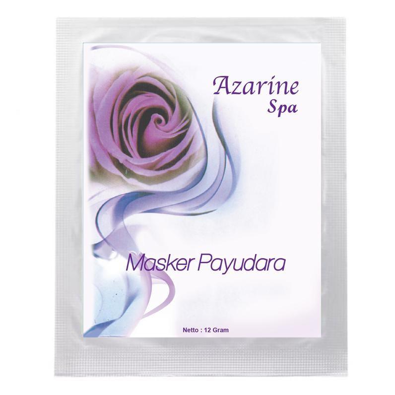 Azarine Body Mask Firming & Whitening Payudara Ultra 12gr