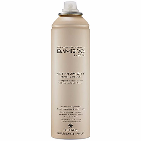 ALTERNA Haircare Bamboo Smooth Anti-Humidity Hair Spray