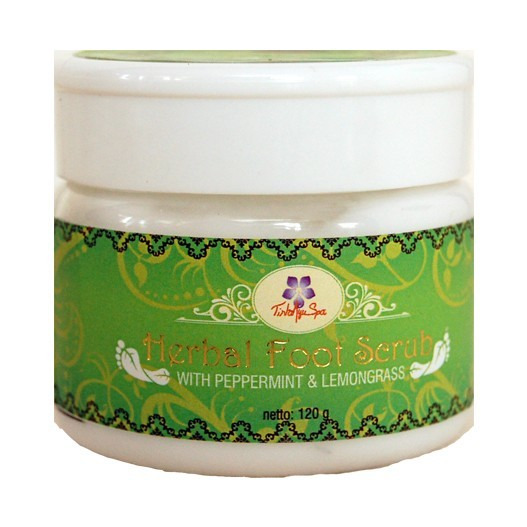 Tirta Ayu Spa Foot Bath Scrub