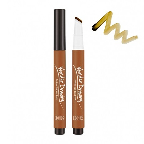 Holika Holika Wonder Drawing Cushion Tint Brow