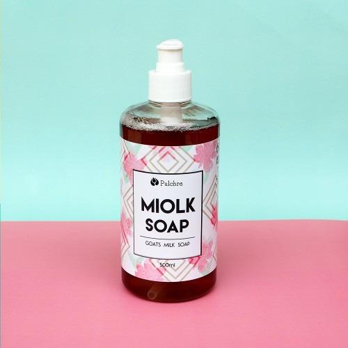 Pulchra Miolk Goat's Milk Soap