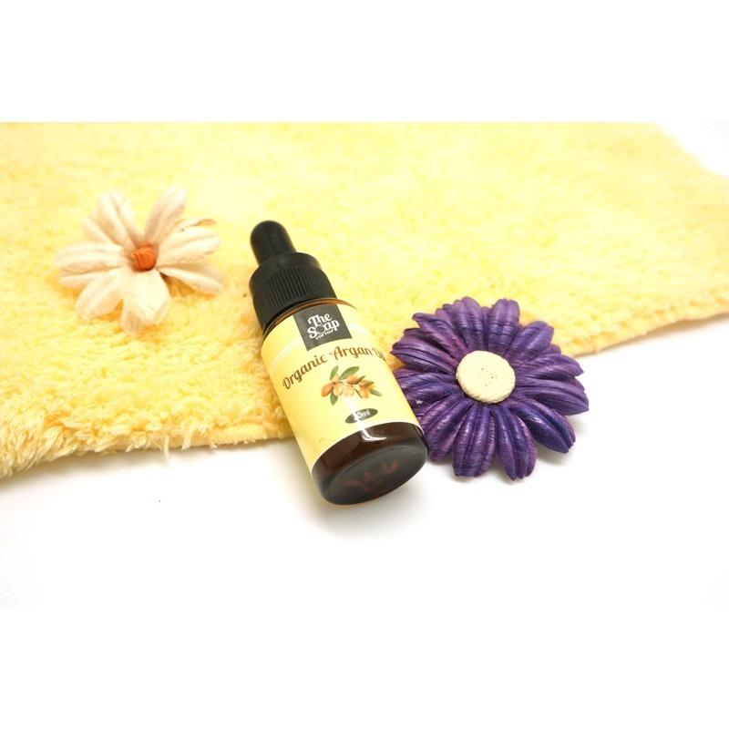 The Soap Corner Organic Argan Oil