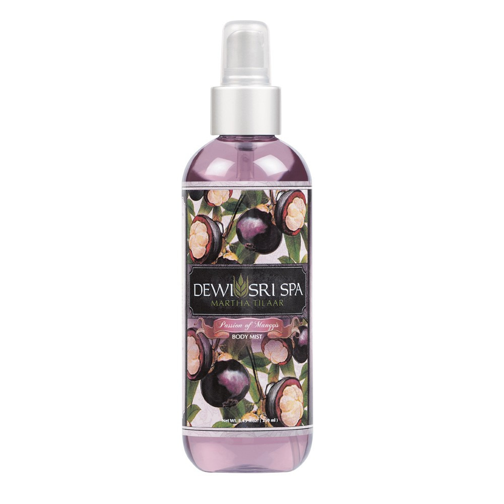 Dewi Sri Spa Passion of Manggis Signature Series Body Mist