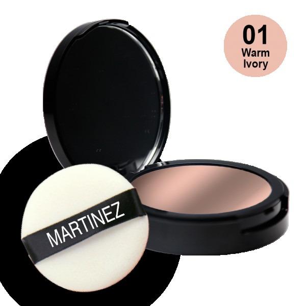 Martinez Matte Fix Compact Powder
