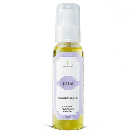 Eucalie CALM RELAXING BODY OIL SERUM