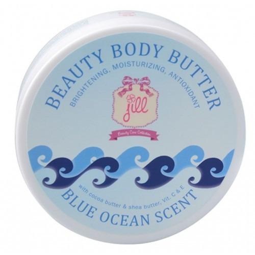 Jill Beauty Care Jill Beauty Body Butter Blue Ocean Scent