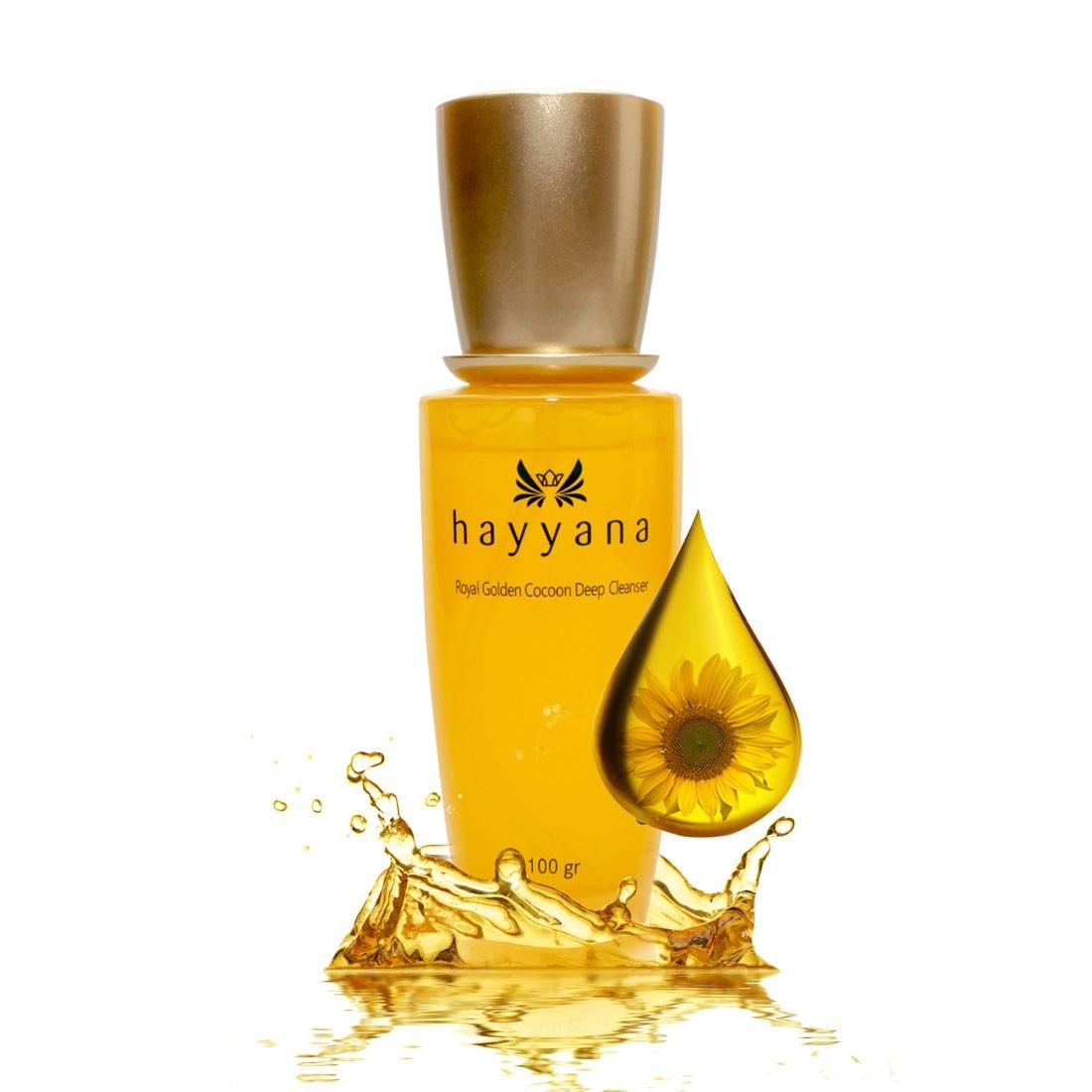 Hayyana  Royal Golden Cocoon Deep Cleanser