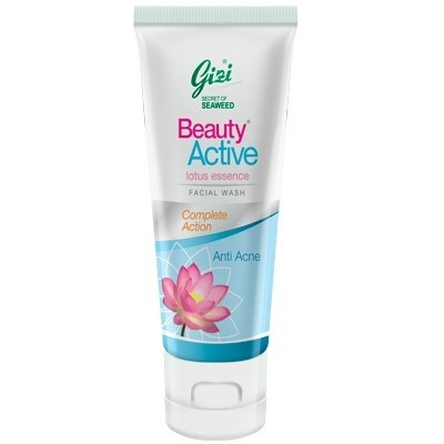 Gizi Beauty Active With Lotus Essence Facial Wash