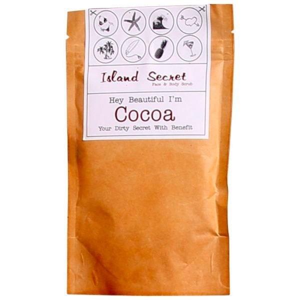 Island Secret Bali Cocoa Scrub