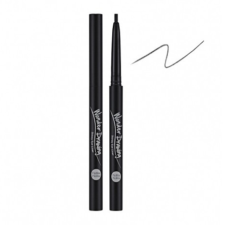 Holika Holika Wonder Drawing Skinny Eyeliner