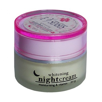 E Senses Lightening Series Night Cream