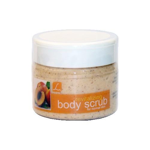 Larissa Body Scrub Revitalizing Peach