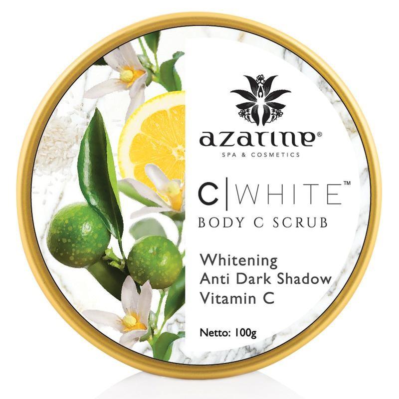Azarine C- White Body Scrub