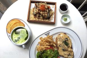 Japanese Italian Style Cafe – the best quality food for customer in the trendiest settings