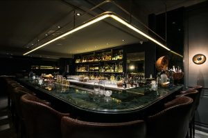 Vesper, one of ASIA'S 50 BEST BARS 2016 and 2017 Bangkok