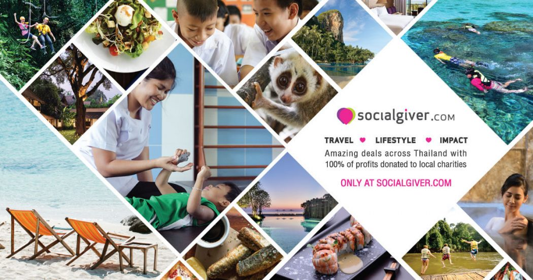 Socialgiver's Siam innovation district aims to positively impact Thailand