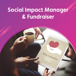 Social impact Manager - Socialgiver
